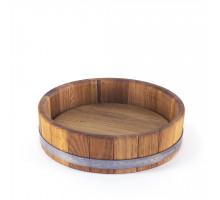 Поднос деревянный 270 мм