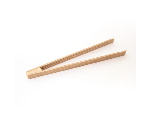 Щипці кухонні дерев'яні (дуб)