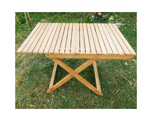 Стіл складаний дерев'яний